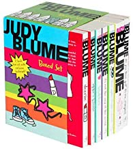 Judy Blume Boxed Set: Are You There God? It's Me, Margaret; Blubber; Deenie; Iggie's House; It's Not the End of the World;...