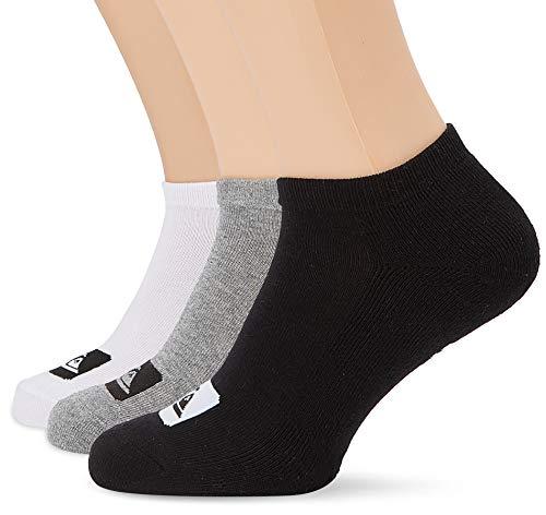 Quiksilver Calcetines Cortos para Hombre Socks, Assorted,