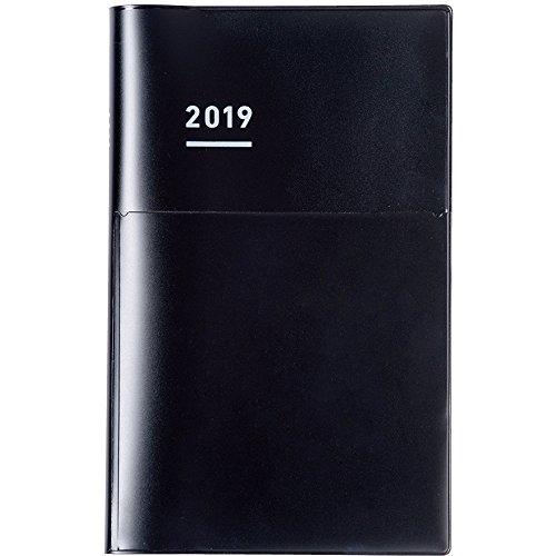 ジブン手帳 Biz mini ツヤカバータイプ [ブラック]