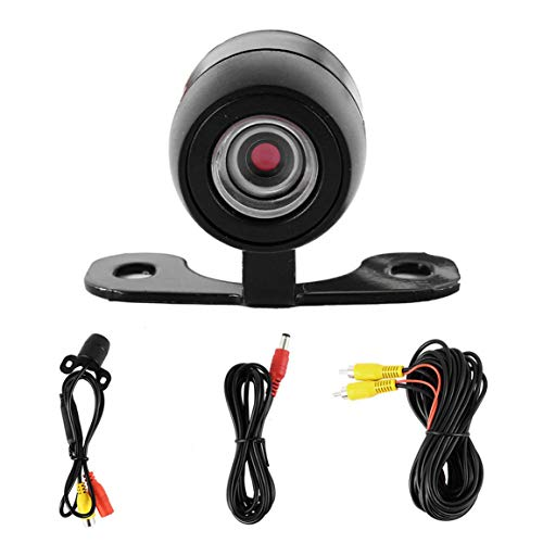 Bellaluee 170 Degree Hd Camera Cmos Car Rear/Front/Side View Reversing Camera Waterproof Car Rear Hd Back Pull Camera