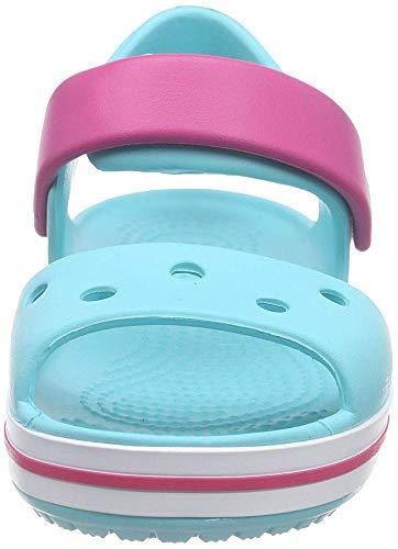 crocs Crocband Sandal Kids, Unisex, Blau - 10