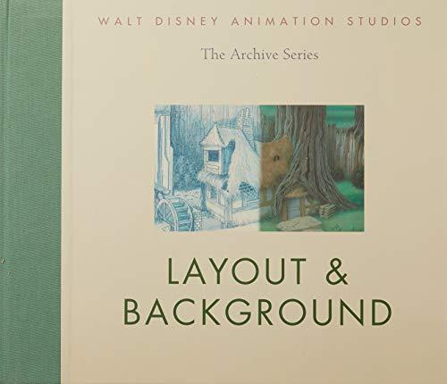 Walt Disney Animation Studios The Archive Series #4: Layout...