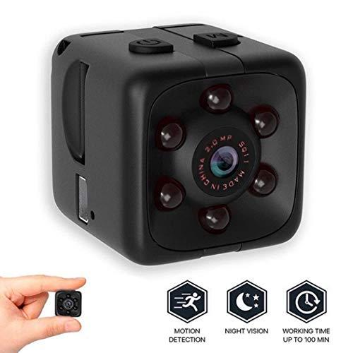 Sharpy SQ11 Negro HD Fotografía Cámara de visión Nocturna para Deportes 1280 x 960 Cámaras Digitales