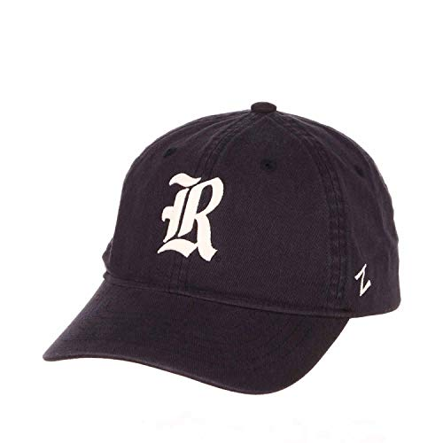 Zephyr Erwachsene NCAA All American Relaxed Adjustable Hat, Herren, Reis Owls - Team Color, Einheitsgröße