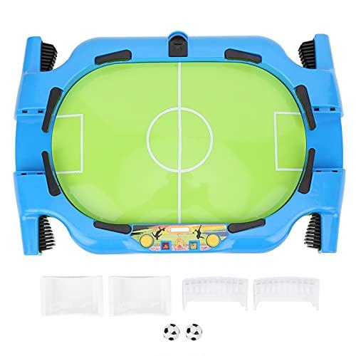 Vbest life Finger Soccer Game, Niños Kid Puzzle Toy Finger Fight Mini Finger Soccer Game Mini Football Tabletop Arcade Game para niños y niñas