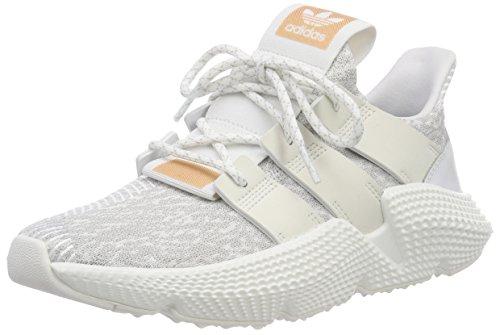 adidas Prophere W, Zapatillas de Gimnasia Mujer, Blanco (FTWR White/FTWR White/Supplier Colour), 47 1/3 EU