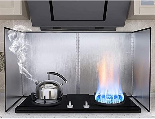 Spatbescherming Splash Guards,Olie-spatscherm Roestvrij staal voor het koken in de keuken Opvouwbaar Anti-spatscherm Beschermer Keukengerei Gereedschap Olie-spatscherm Spatdeksels lpzsmd168