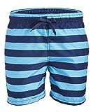 Kanu Surf Men's Riviera Swim Trunks, Troy Navy/Blue, Large