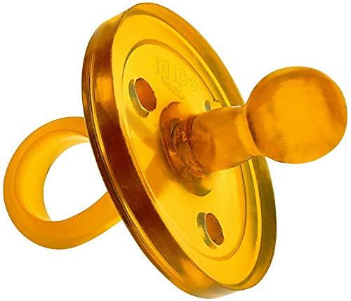 Goldi Sauger Kirschform M (4. - 11. Monat) - Doppelpack