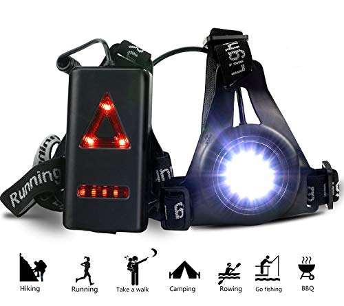41JdKMJBVCL - Best Chest Torches for Running