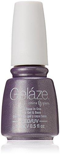 Gelaze Avalanche Gel-N-Base Polish, 0.5 Fluid Ounce