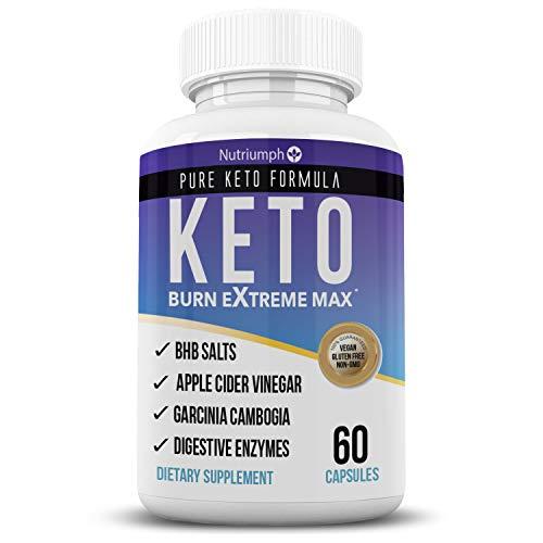 Keto Burn Extreme Pills and Apple Cider Vinegar