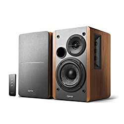 Best Powered Bookshelf Speakers Under 200 e