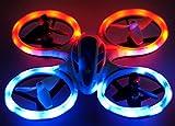 Wonder Chopper EWONDERWORLD Drone for Kids & Beginners Easy to Fly Sky Patroller Mini Quadcopter...