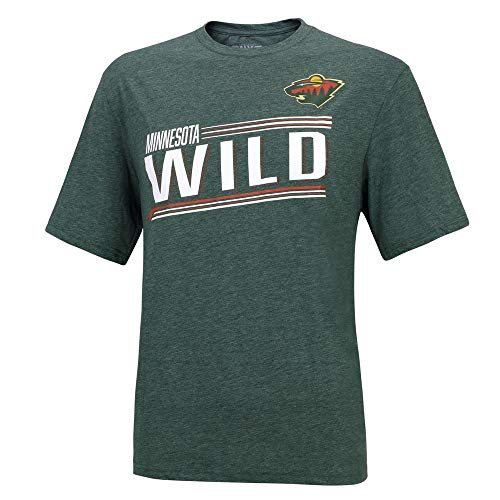 Levelwear NHL Minnesota WILD – Mikael Granlund # 64 glasspelare t-shirt GRÖN X-L