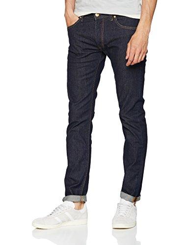 Lee Luke Pants Jeans, Rinse DP, 33W / 32L para Hombre
