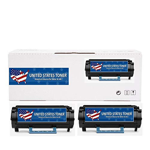 Dell S2830 2-Pack of 8,500 Page United States Toner Brand Remanufactured Black High Yield 8500 Page Toner Cartridge for Dell S2830 / S2830dn / CH00D / GGCTW