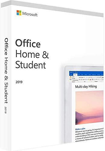 Microsoft - MS ESD Office Home And Student 2019, AllLngSub PKLic Eurozone C2R Nr