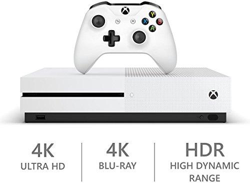 Console Xbox One S 1TB - Édition Bundle Forza Horizon 3 - 1