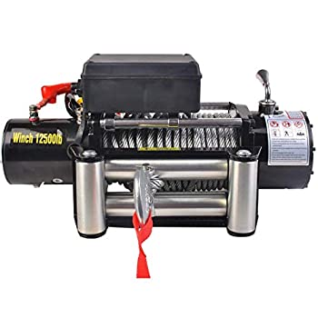Best electric boat trailer winch wireless remote Reviews