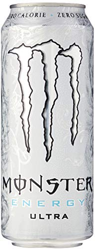 Monster Energy Ultra Drink Can 500 ml Can (Pack of 12)