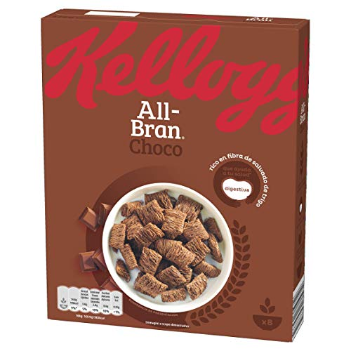 Kellogg's All-Bran Choco Cereales, 375g