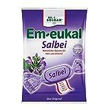 Em-eukal Sage Drops (with Vitamin C) 75g lozenges by Soldan
