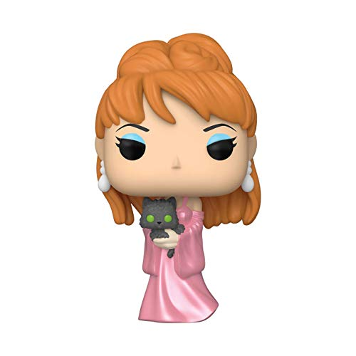 Funko POP TV: Friends- Music Video Phoebe Multicolor, 3.75 inches