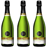 Torreblanca Cava - 3 botellas x 750ml - total: 2250 ml