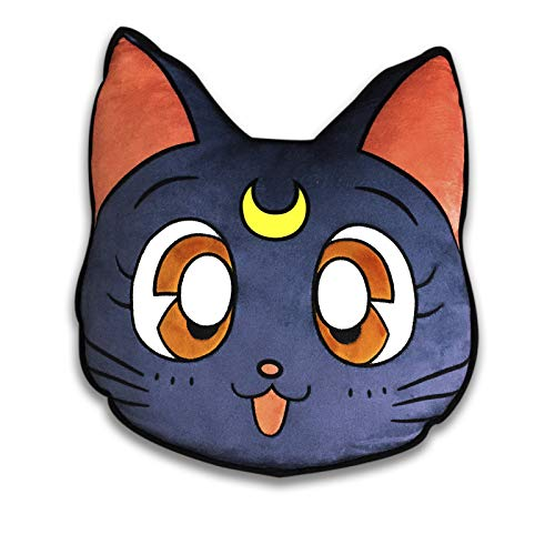 Abystyle - Sailor Moon - Coussin - Lune (35 x 33 cm)