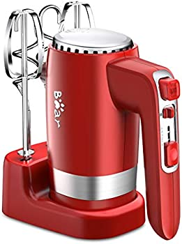 Bar 300w Ultra Power Kitchen Hand Mixer with Storage Base