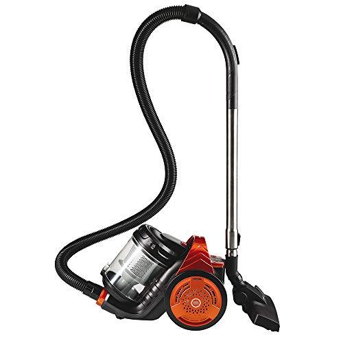 Polti Forzaspira C130_Plus, aspirateur cyclonique sans sac, double classe A