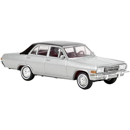 Brekina H0 Opel Diplomat V8 laplatasilber