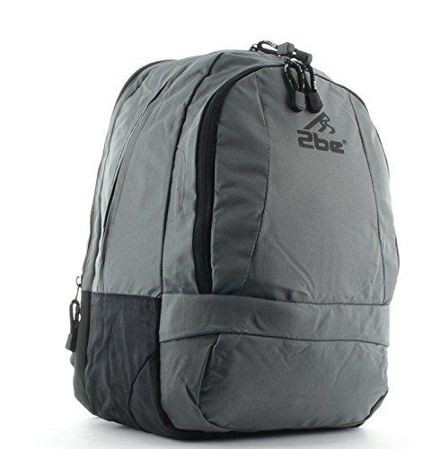 Rucksack Schulrucksack Wanderrucksack Sport 2be Bag Grau 60303 89 Bowatex