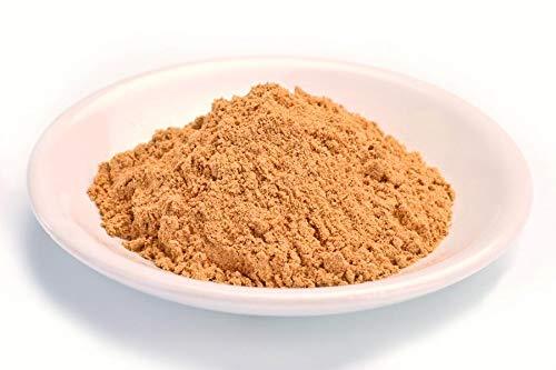 Bio Mesquite Pulver 1 kg niedriger glykämischer Index 25, ballaststoffreiches alternatives Süßungsmittel mit karamelligem Geschmack, kalorien-reduzierter Süßstoff, vegan 1000g
