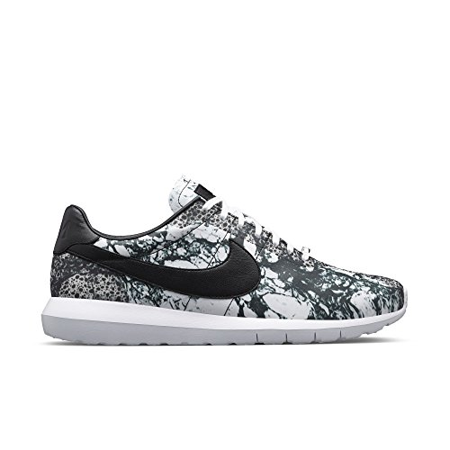 Nike Damen W Roshe Ld-1000 SW QS Fitnessschuhe, Weiß Weiß Schwarz Weiß, 40.5 EU