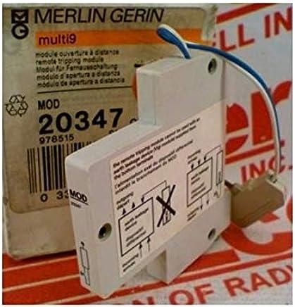 Merlin gerin 20347 Vigi S 63A - Módulo de apertura remota para NC100