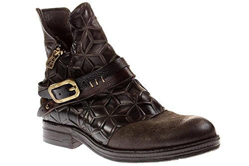 A.S 98 Airstep VERTI 207202 - Damen Stiefel Stiefelette Boots - 0005smokenerotdm, Größe:36 EU