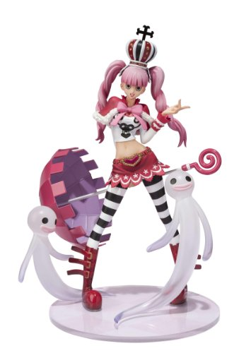 Bandai - 13287 - Figurine Manga - One Pièce - Zéro - Perona Thriller Bark Version