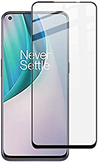 Nord N10 5G 3D Curved Full Coverage Premium Scratch Resistance 5D Touch Tempered Glass Screen Protector For Nord N10 5G