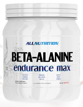 All Nutrition Beta-Alanine Endurance Max Dietary Supplement