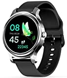 Smart Watch Touchscreen iOS Android Bluetooth Call Music Heart Rate Monitor Sleep Monitor Pedometer Fitness Tracker for Men Women