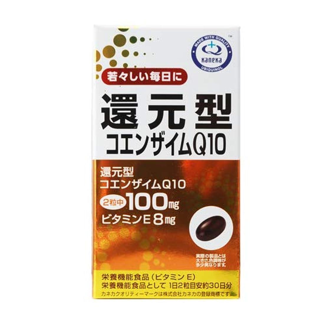 独立して定刻る還元型コエンザイムQ10 60粒