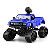 AKDSteel Four-wheel Drive Climbing Pickup Truck with Navigation Camera Off-road Remote Control Car