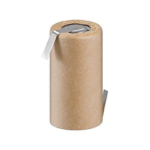 Goobay 72880Sub de c, 4500mAh de níquel Metal hidruro batería (NiMH), 1,2V, cartón, Soldadura (Z)
