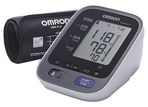 Omron M6 Comfort IT Tensiomètre Electronique Bras Connecté
