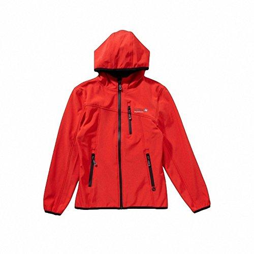 Peak Mountain - Chaqueta de Esqui Hombre CAMSOX- Rojo - XXL