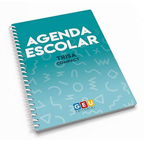 Agenda Escolar Trisa compact | tutores guarderías y educación especial | Editorial Geu (Agendas y Material Escolar)