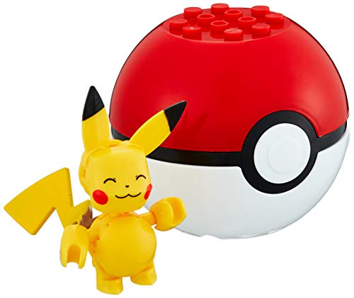 Mega Construx Pokemon Pokebola Sortidos de 6