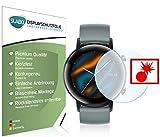 Slabo 2 x Protector de Pantalla blindado para Huawei Watch GT 2 (42mm) Shockproof A Prueba de Golpes